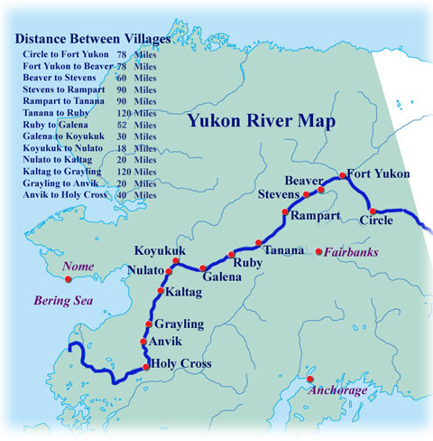 Alaska Yukon River Expedition